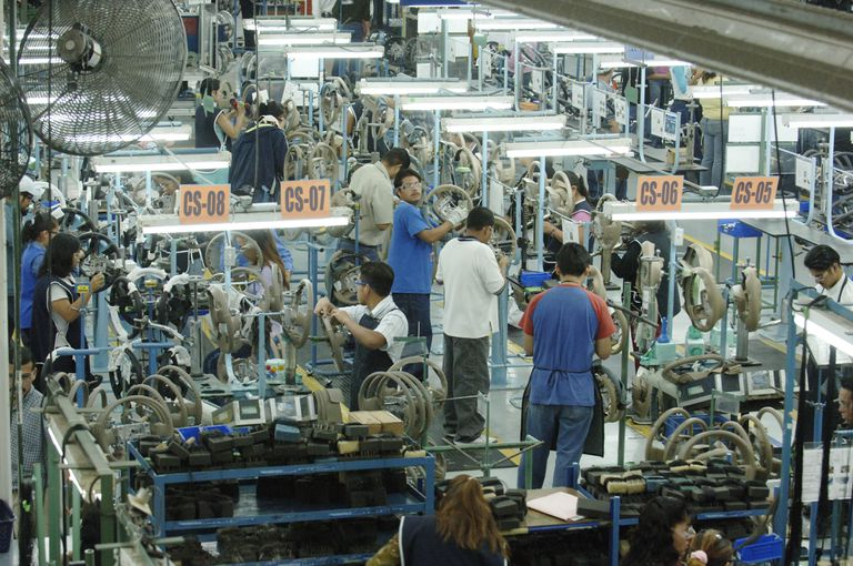 Mexico - Business - American Manufacturing - Delphi Delco