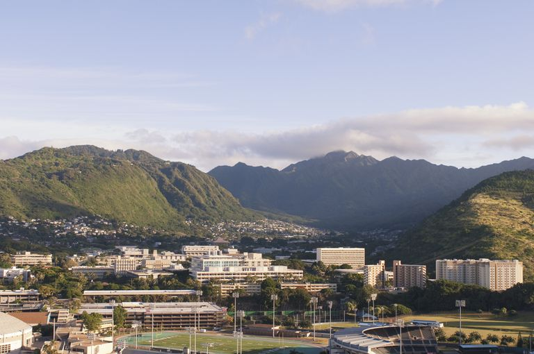 University of Hawaii Manoa Campus
