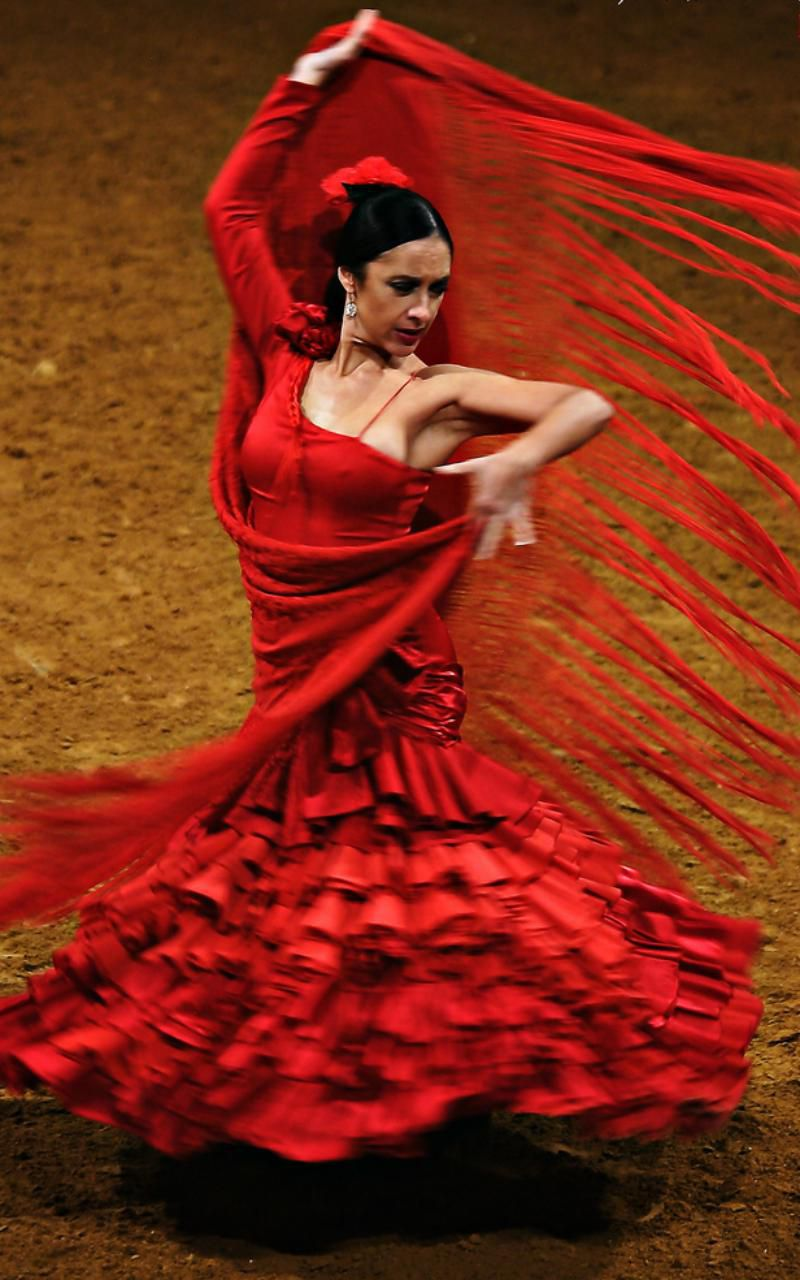 Pictures Spanish For Cute Girl: What Is Flamenco Dance?