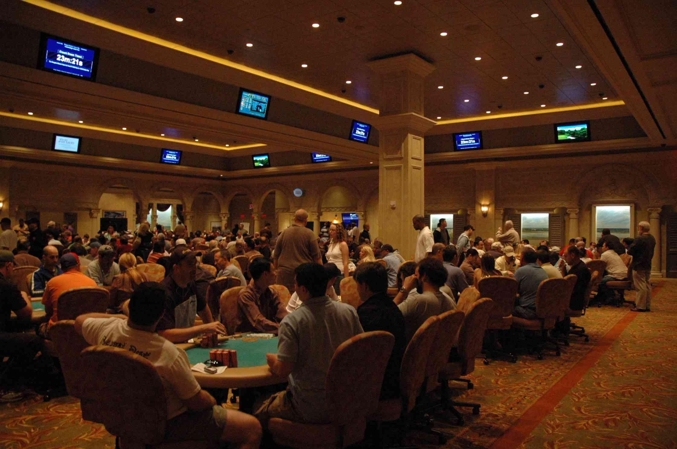 Bermain Poker di Atlantic City