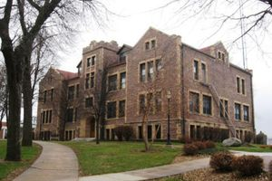 Jordan Hall at the University of Sioux Falls