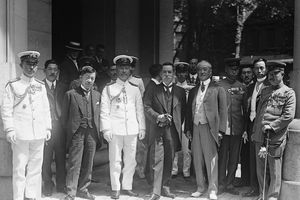 1917 Japanese Diplomatic Mission