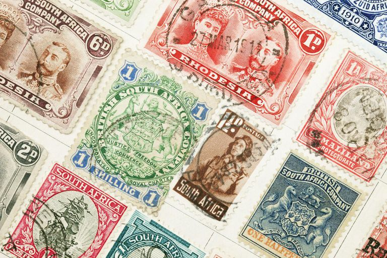 Antique Stamps