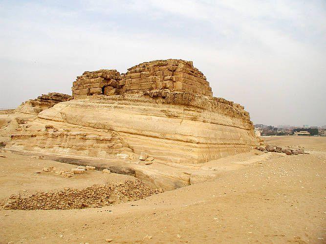 τάφος του Khentkaus I στη Γκίζα