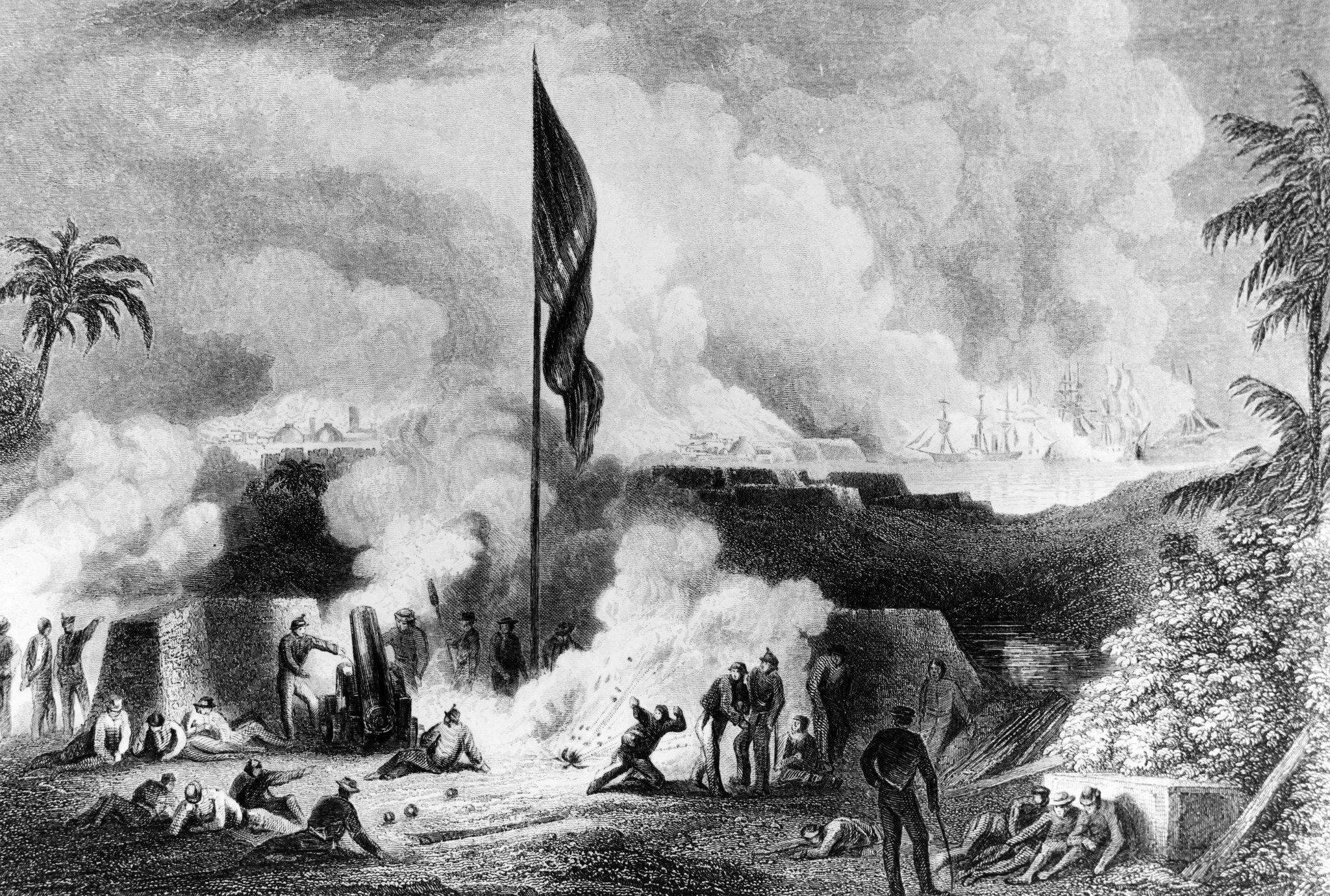 The Siege of Veracruz