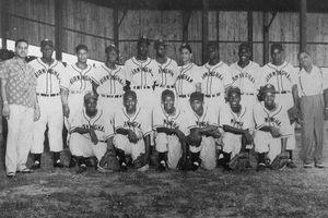 1951 Birmingham Black Barons