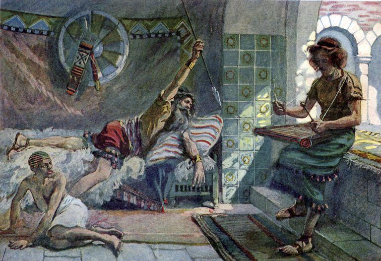 King Saul and David