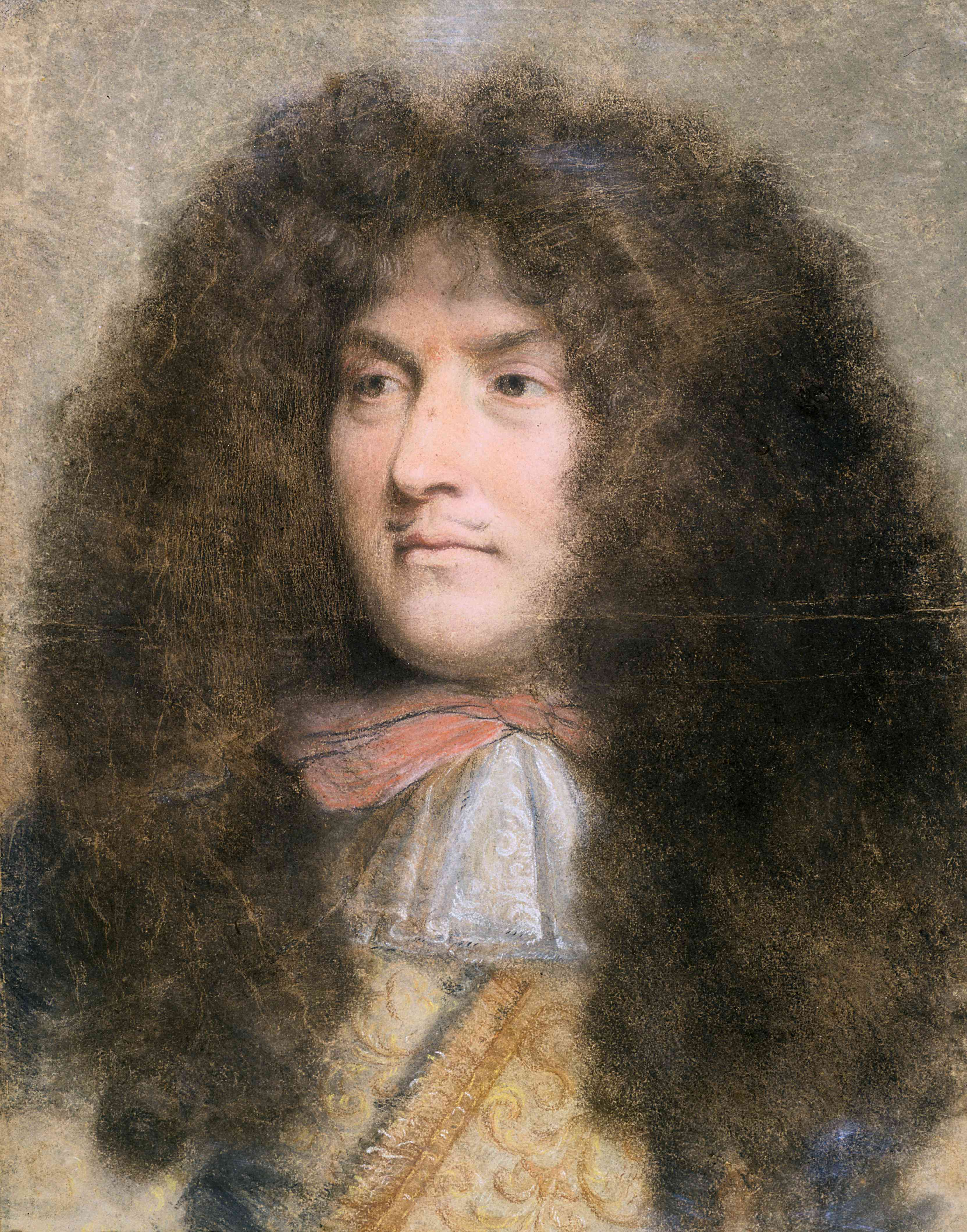 Louis XIV, King of France. Artist: Charles le Brun