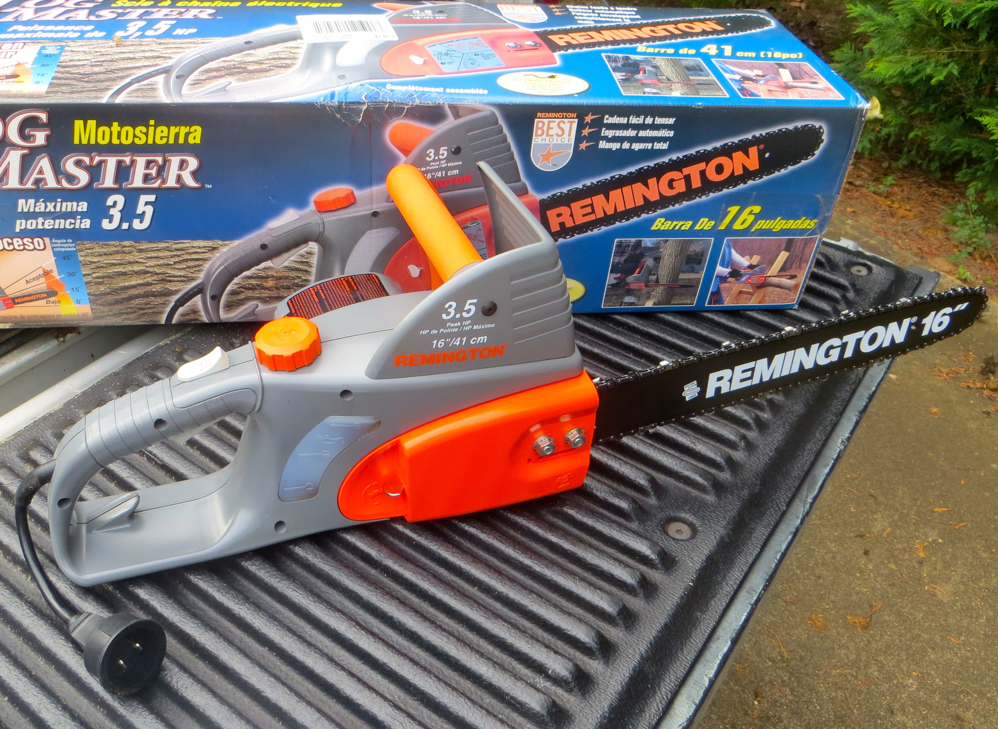 Consider This Before Purchasing an Electric Chainsaw