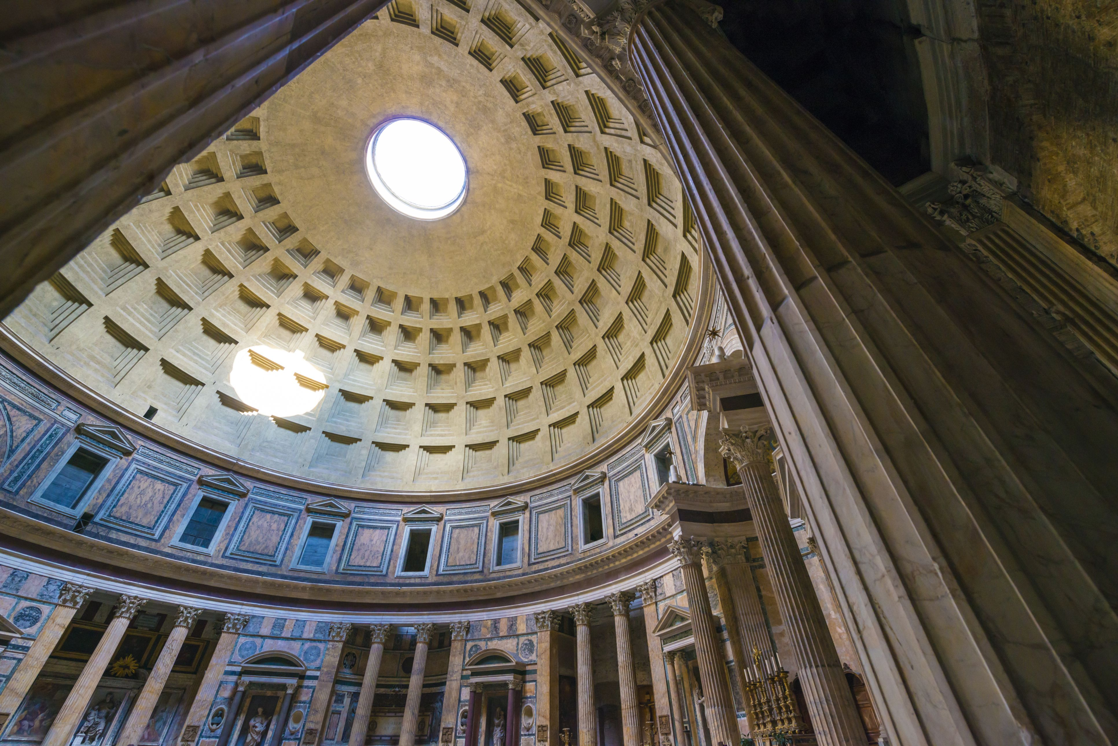 The Influential Architecture Of The Pantheon In Rome