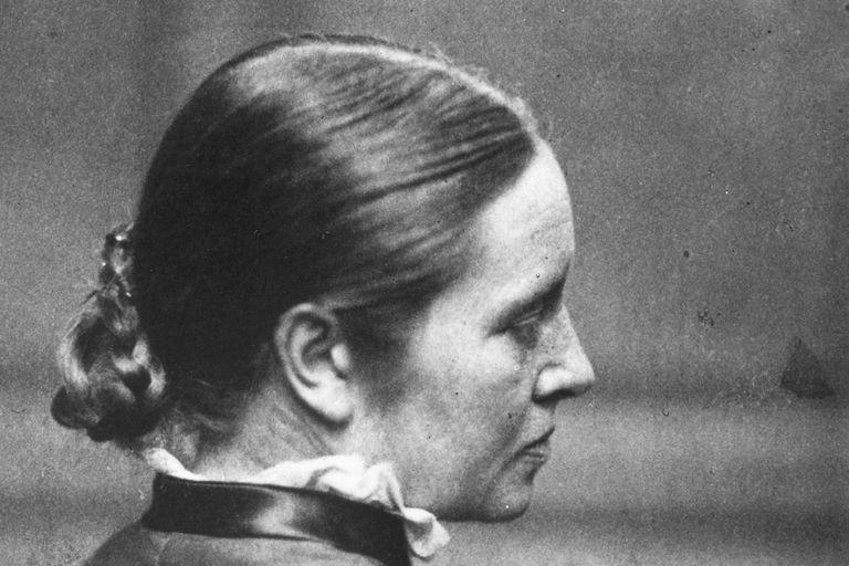 Elizabeth Garrett Anderson - about 1875