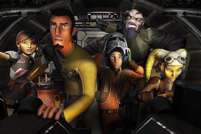 'Star Wars Rebels' Episode Guide