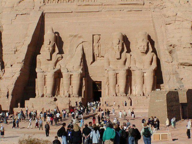 Abu Simbel Greater Temple