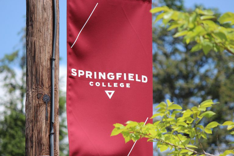 Springfield College Flag