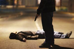 Gun shot victim