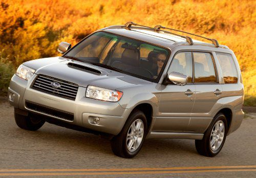 2006 Subaru Forester Xt Test Drive And Review