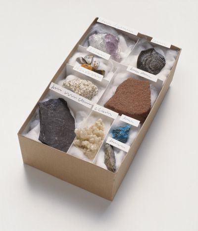 Where to Find Specific Types of Rocks and Minerals