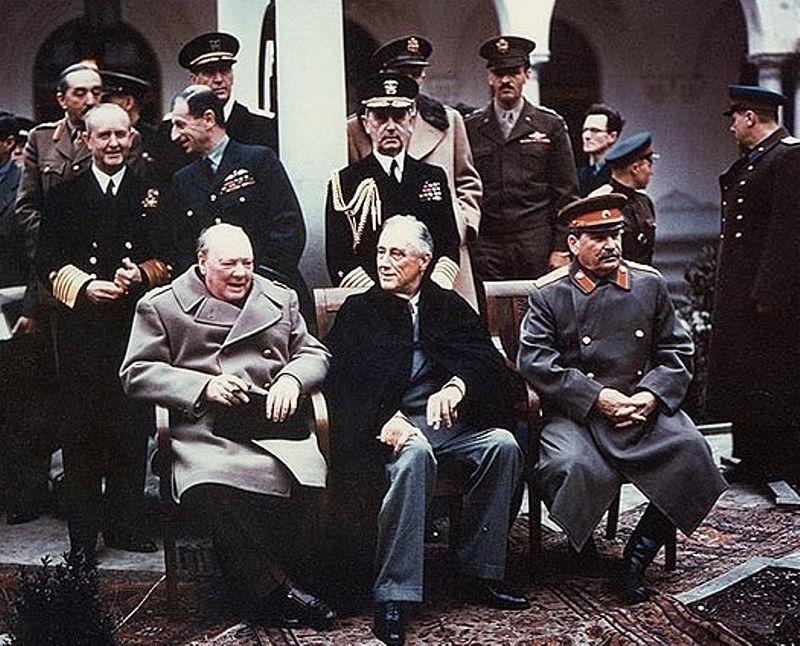 World War Ii Yalta Conference