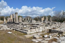 The Corinthian Temple of Hecate