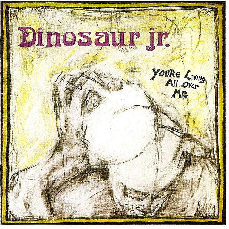 Dinosaur Jr 'You're Living All Over Me' (1987)