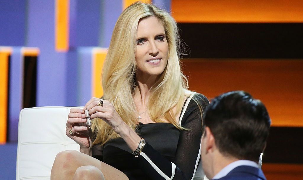 The 20 Best Ann Coulter Jokes at the Rob Lowe Roast