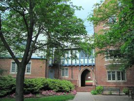Jeter Hall at the University of Richmond