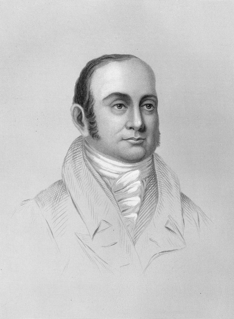 Jacob Perkins (1766 - 1849), American inventor