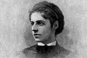 Emma Lazarus, author of