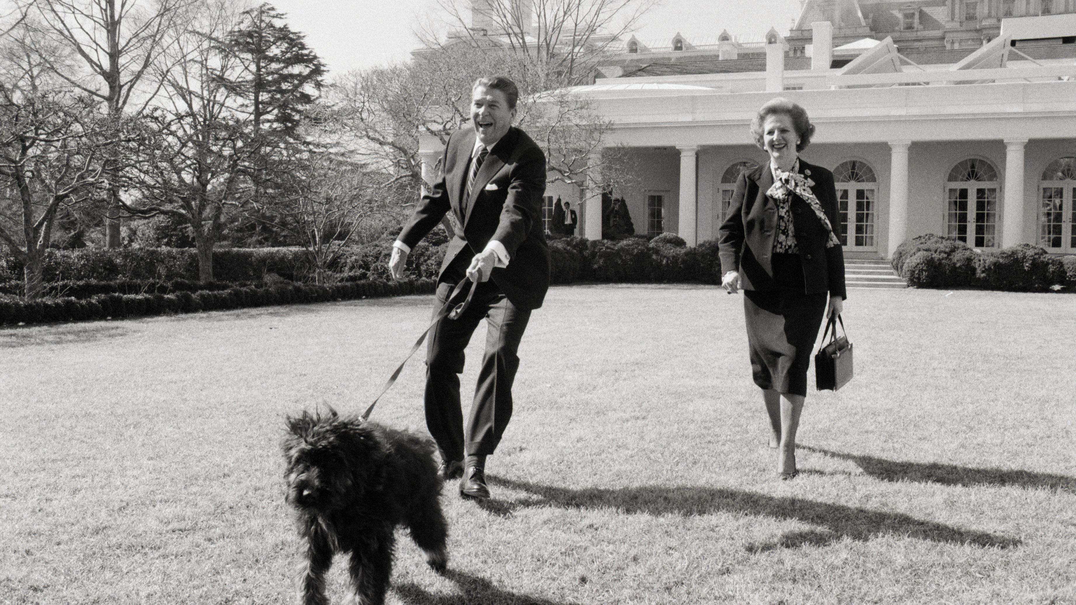 A History Of Animals In The White House