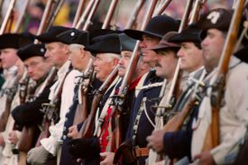 Was your ancestor at the battle of Lexington and Concord, Massachusetts that set off the American Revolution?