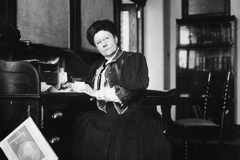 Ida Husted Harper, 1900s