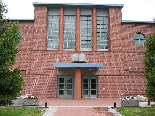 Saint Martin's University Library