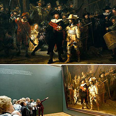 Night Watch - Rembrandt
