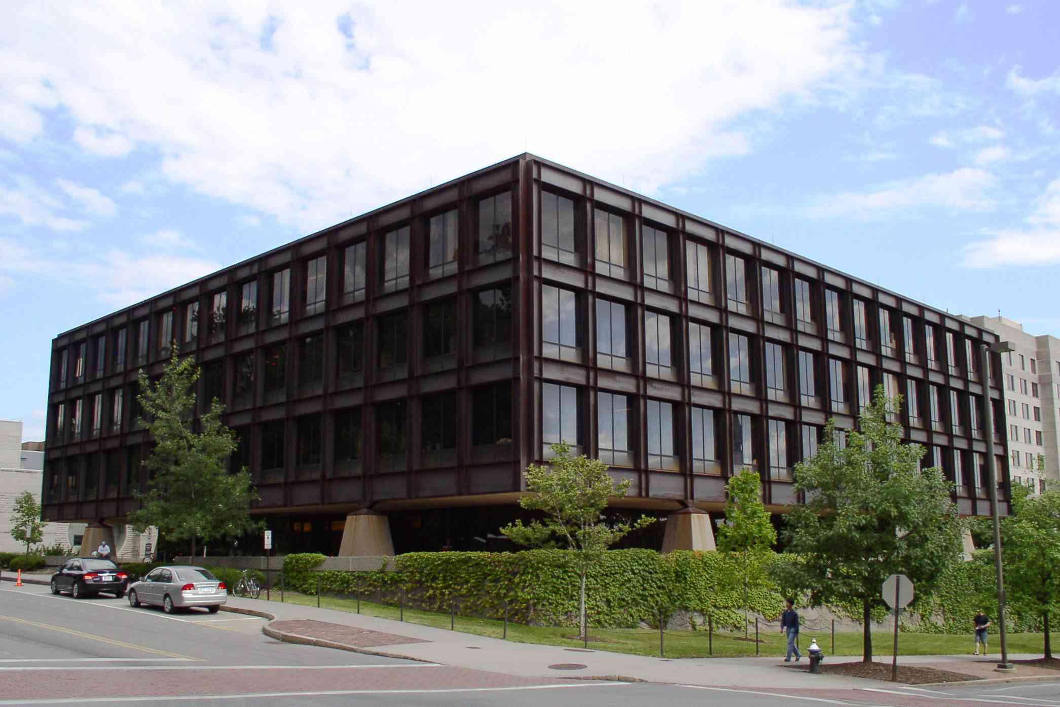 Cornell University Uris Hall