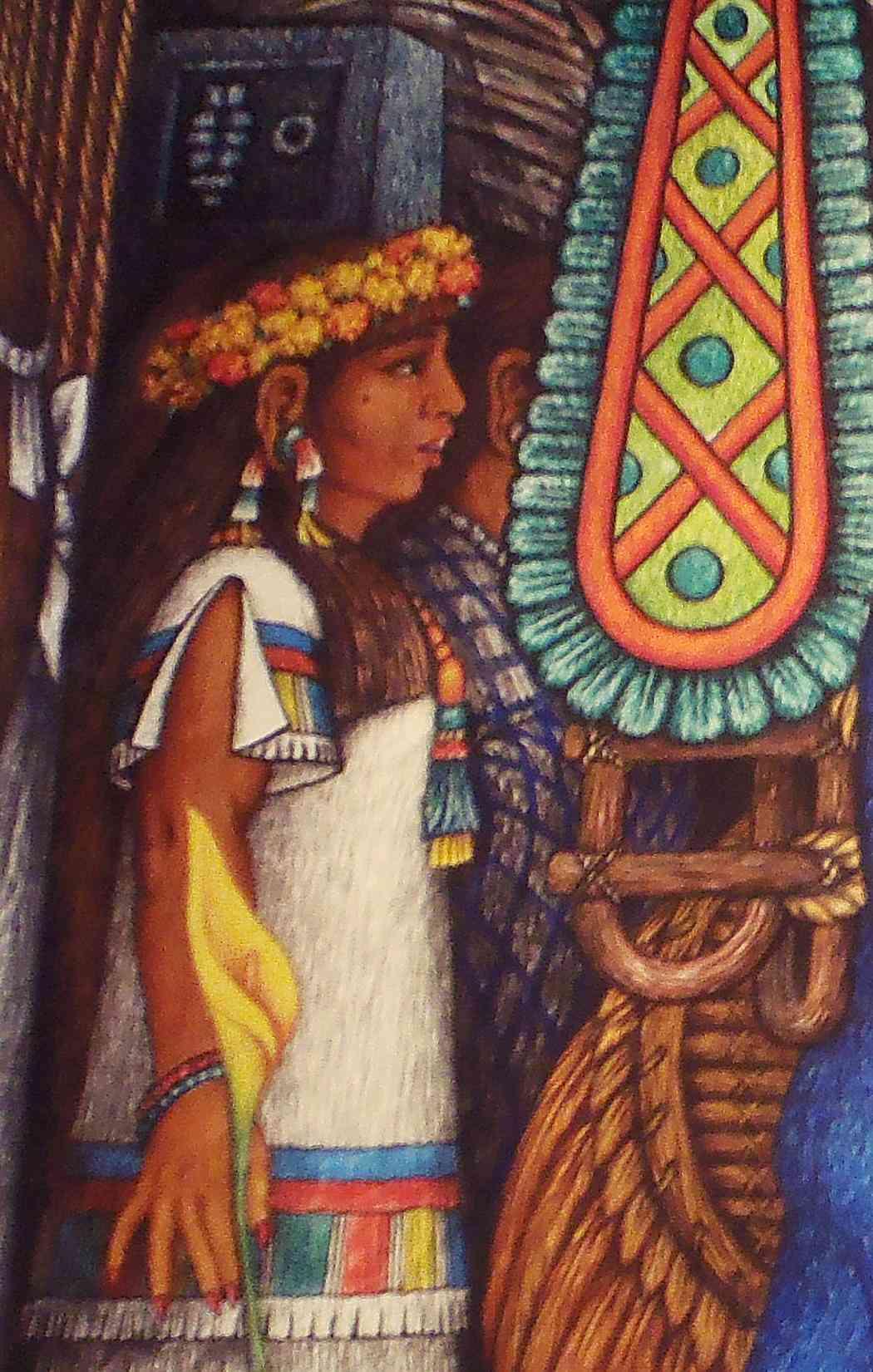 Tlaxcalan Princess