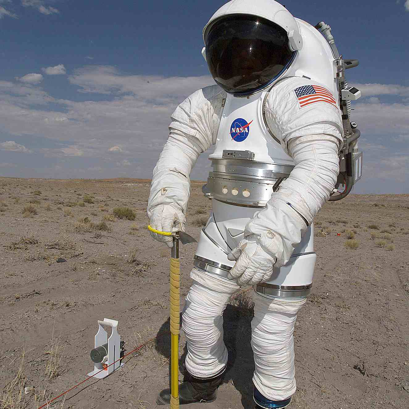 an interactive spacesuit experience nasa - 735×1109
