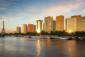 The French city of Grenelle
