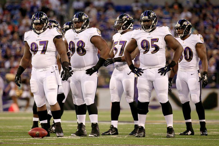Ravens Defensive Line