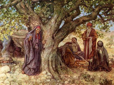 judaism abraham and moses