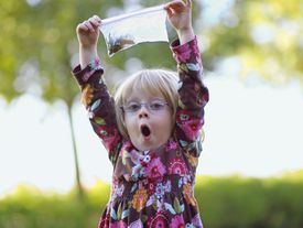 Got a plastic baggie? You can explore chemical reactions!