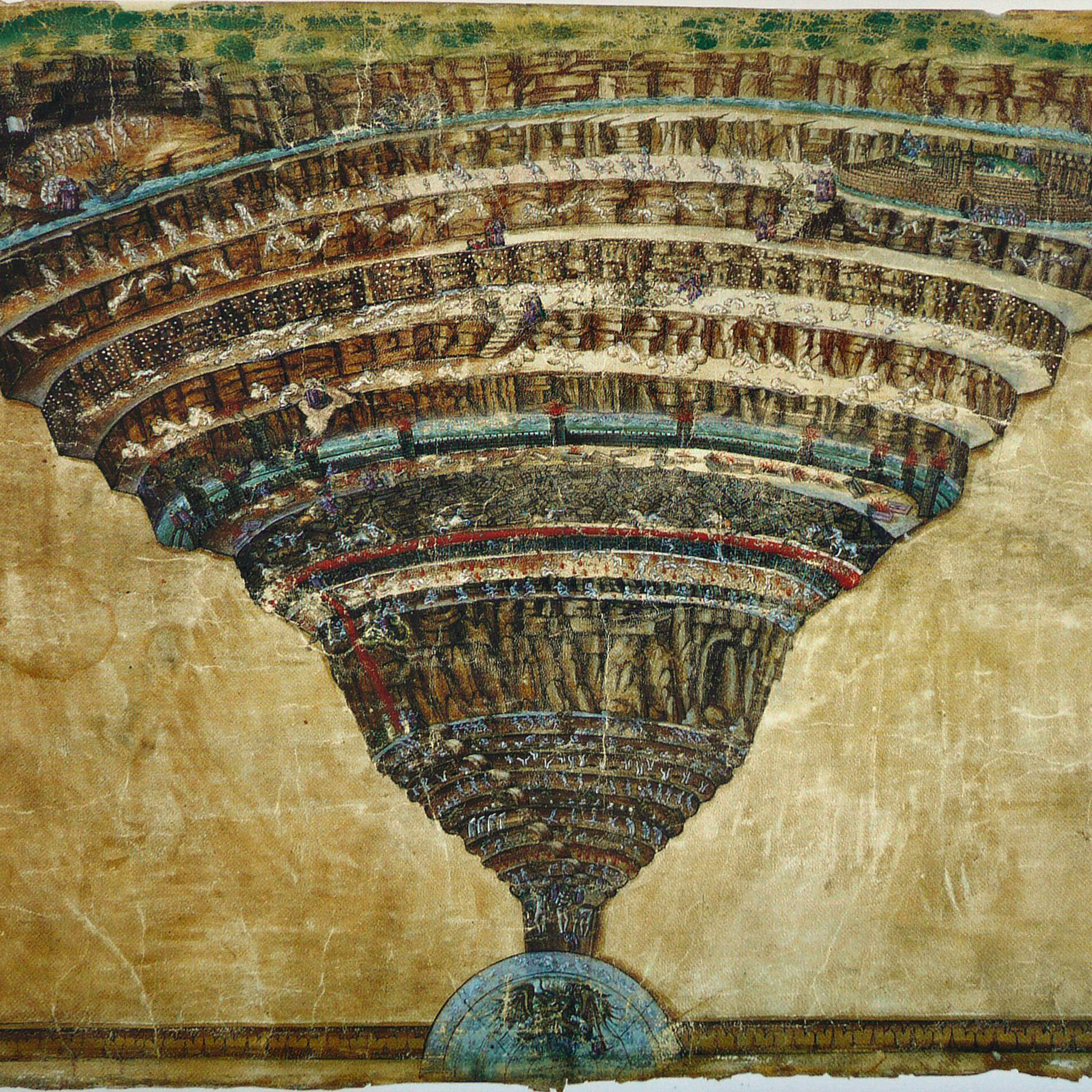 A Guide to Dante's 9 Circles of Hell