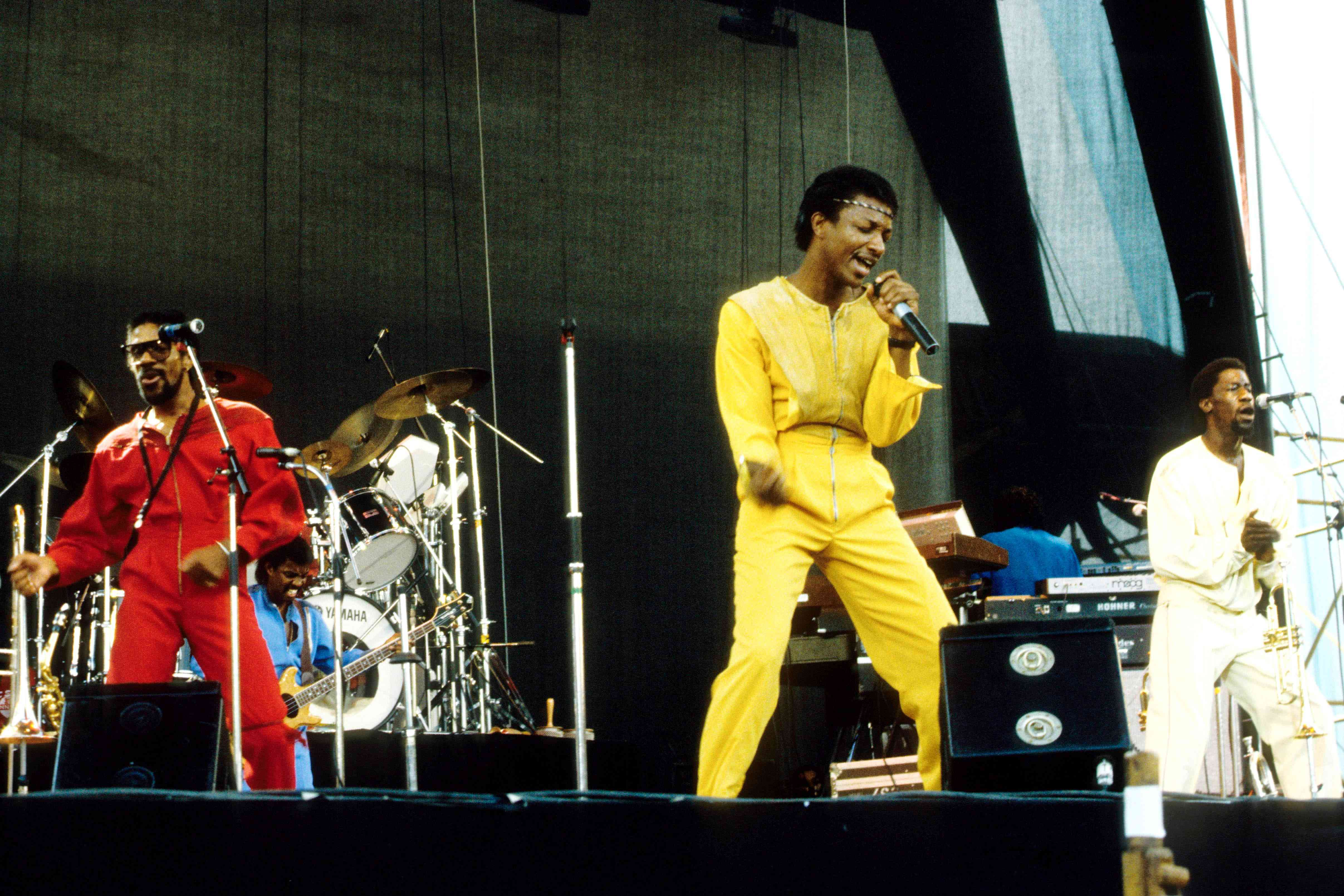 Pop Music Acts With the Most Eighties Billboard Hits