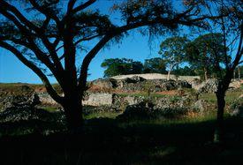 Great Enclosure at Great Zimbabwe
