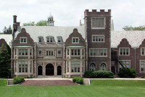 Hobart and William Smith College Coxe Hall