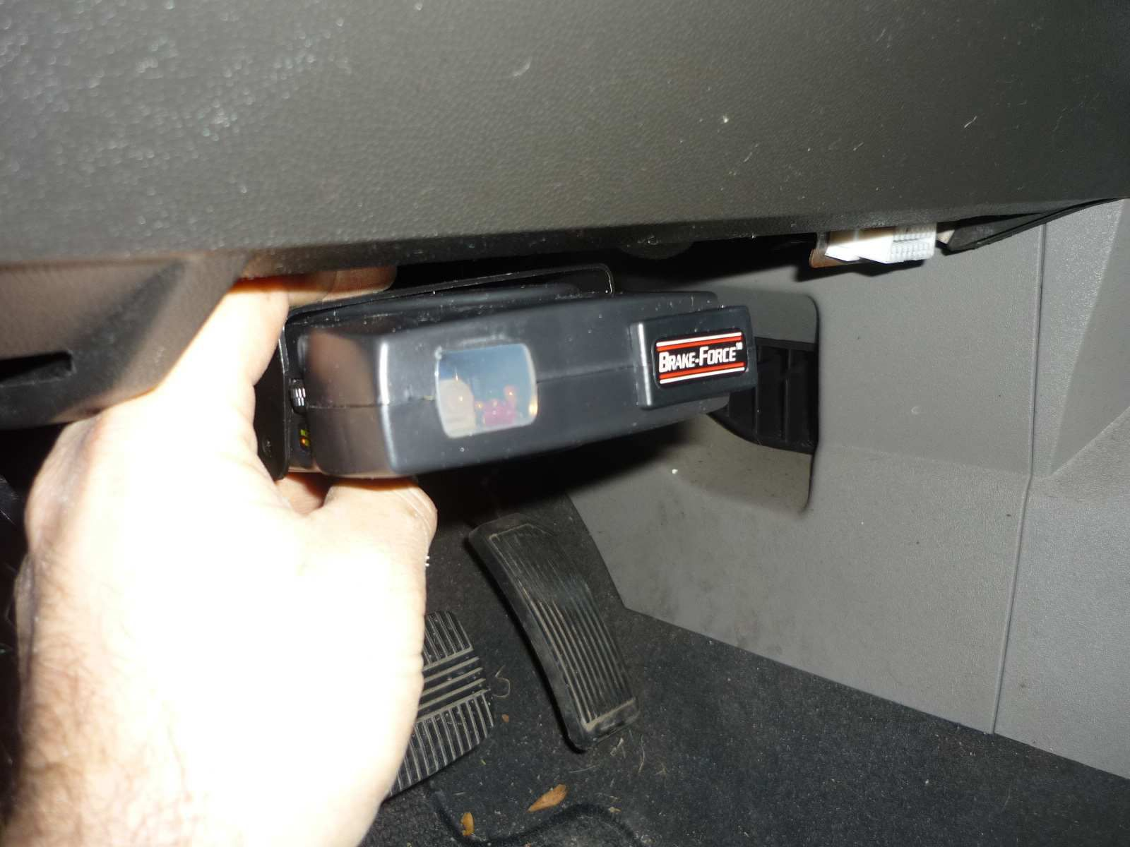 Installing And Wiring A Trailers Brake Control Mitsubishi Outlander Trailer Harness
