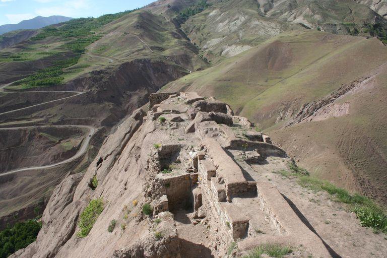 Alamut Castle, Iran
