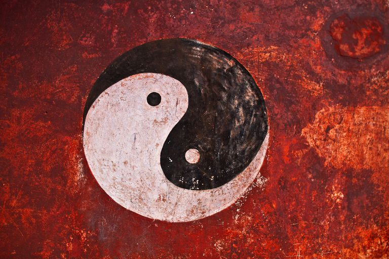 What Does The Yin Yang Symbol Mean