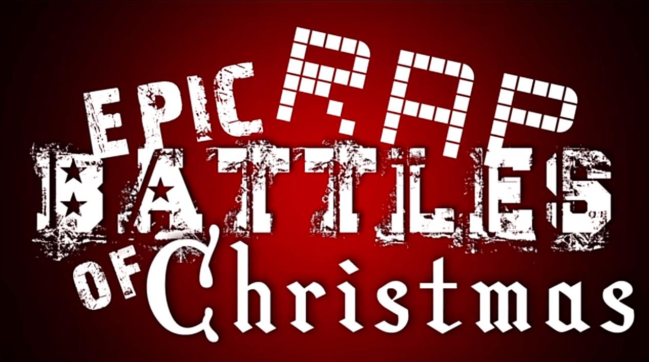 15 Hilarious Christmas Raps