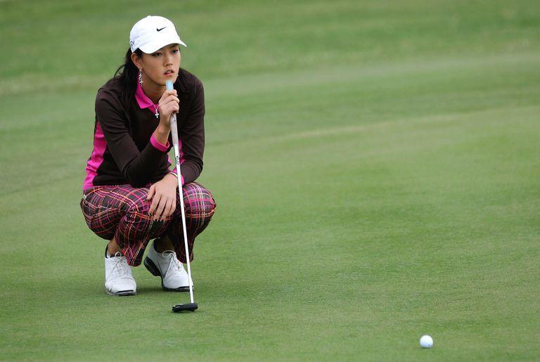 Michelle Wie in 2006