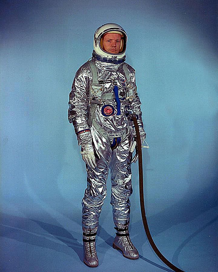 Project Gemini Space Suit